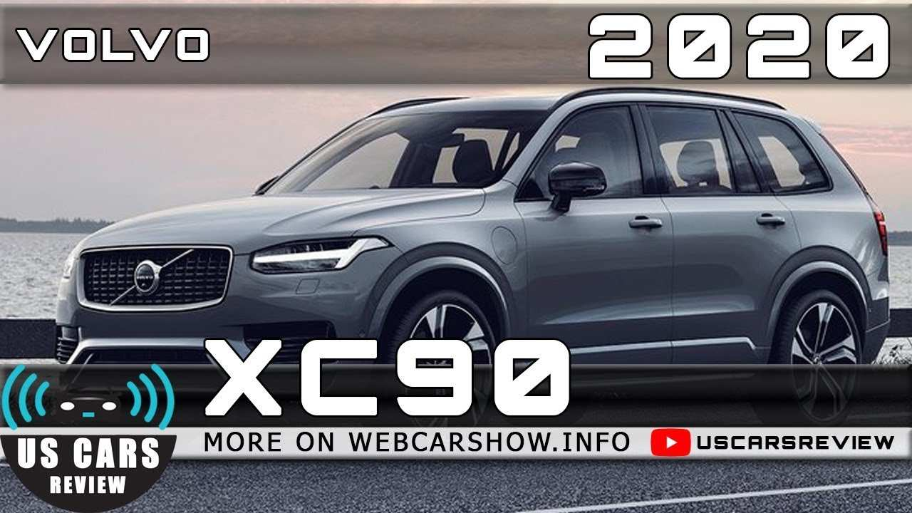 31 All New Volvo Xc90 2020 Release Date Research New
