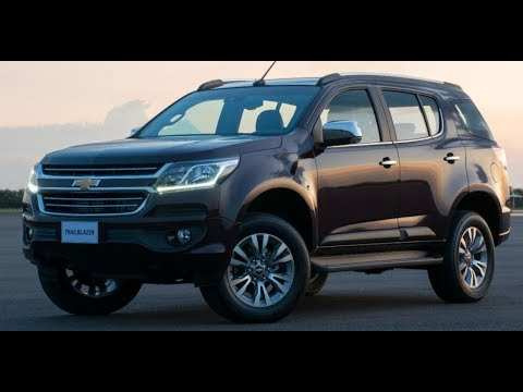 31 Best 2019 Chevrolet Trailblazer Redesign And Review