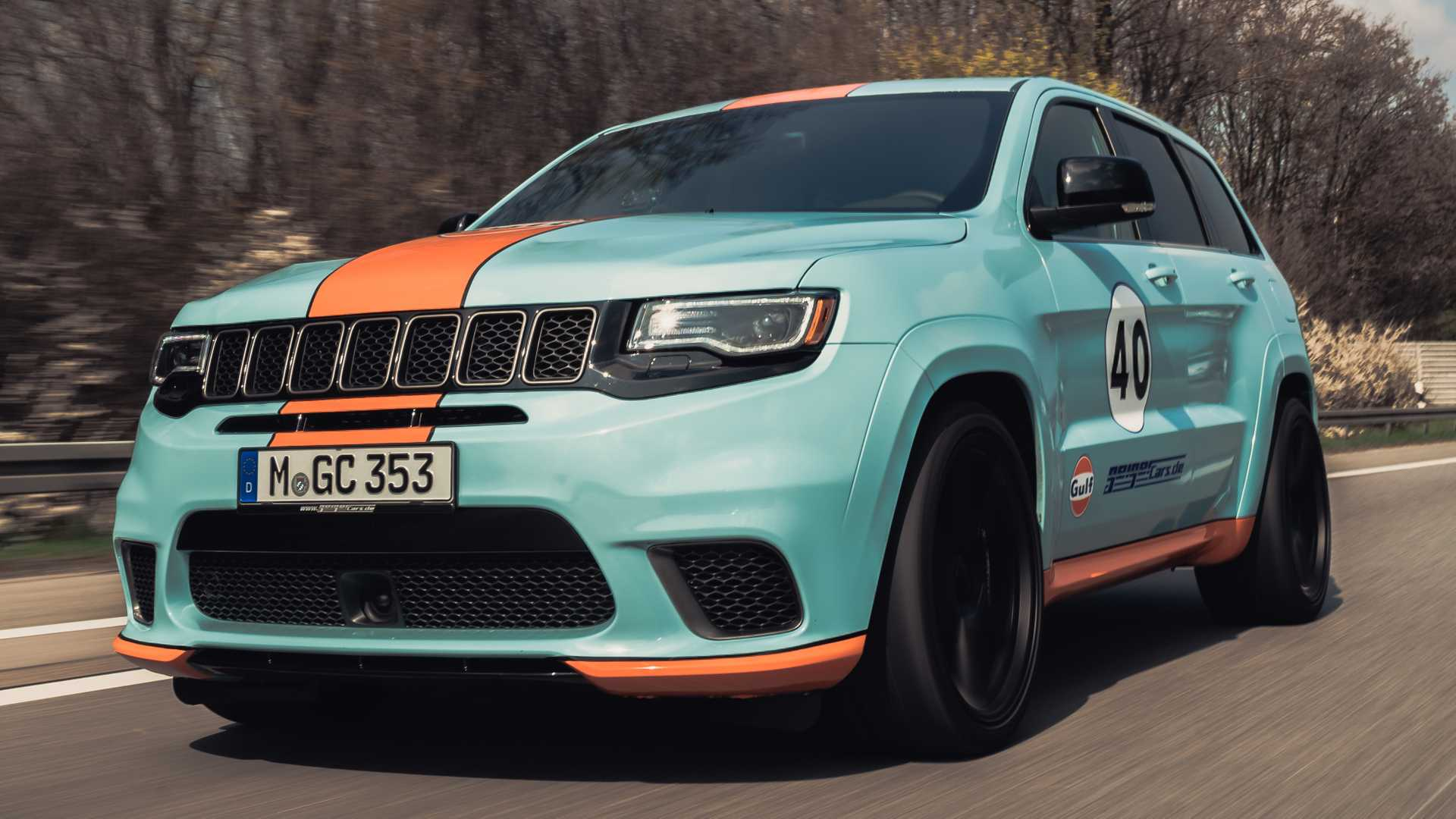 31 Best 2020 Jeep Trackhawk New Review