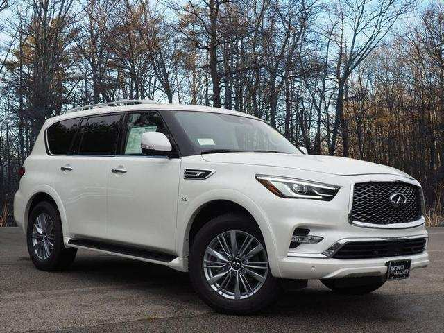 31 Best Infiniti Qx80 2019 Performance And New Engine