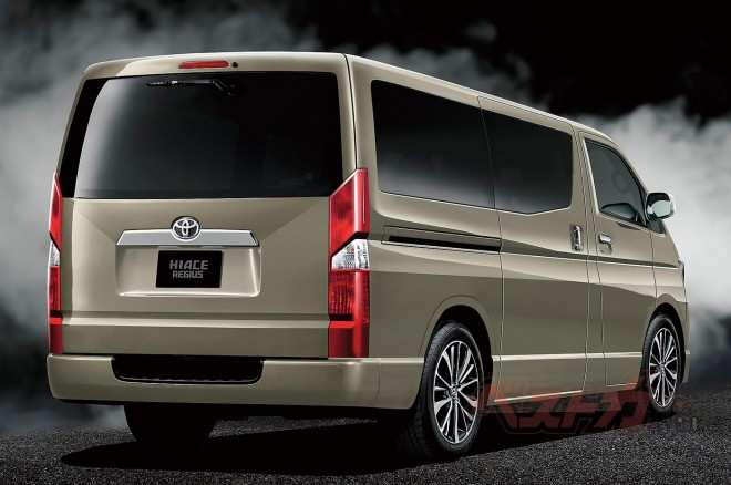 31 Best Toyota Hiace 2020 Japan Review