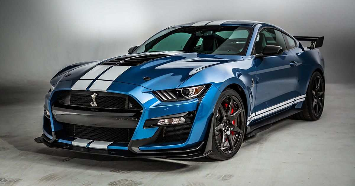 31 New 2019 Ford Shelby Gt500 Speed Test