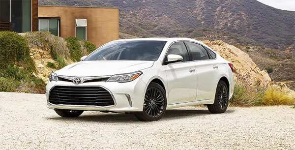 31 New 2020 Toyota Avalon Redesign Redesign And Concept