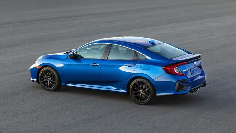 31 New Honda Si 2020 Price And Release Date