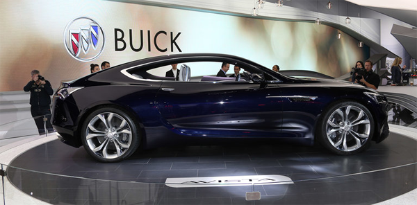 31 The 2020 Buick Avista Pictures