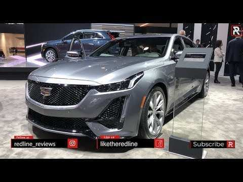 31 The Best 2019 Cadillac Ct5 Release Date And Concept