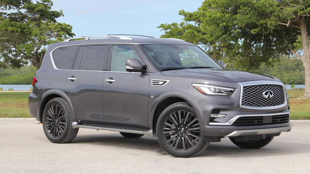 31 The Best Infiniti Qx80 2019 Wallpaper