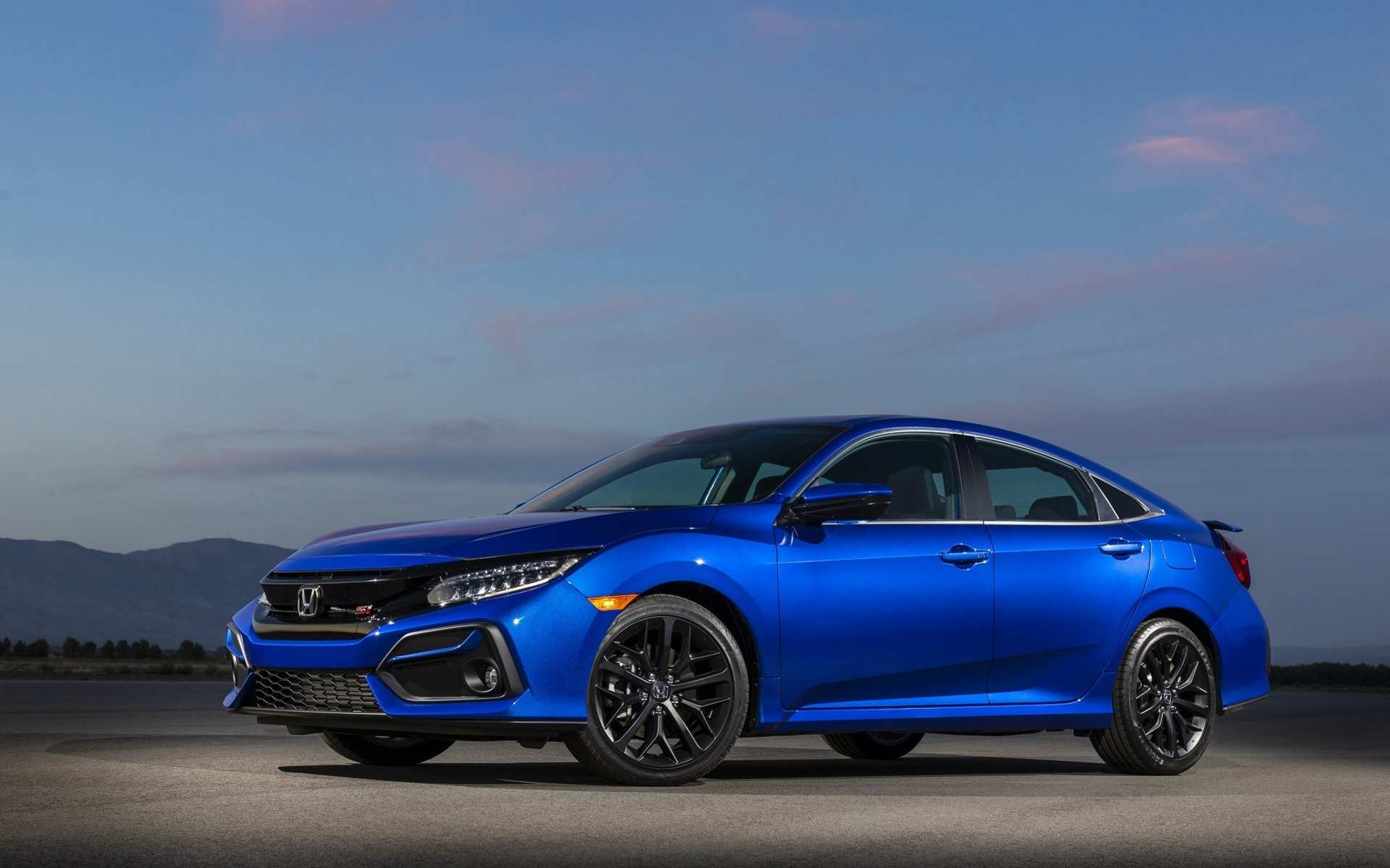 31 The Honda Si 2020 Configurations