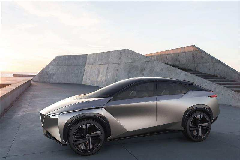 31 The Nissan Imx 2020 Picture
