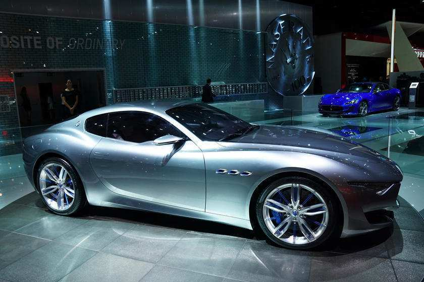 32 A Maserati Electric 2020 Reviews