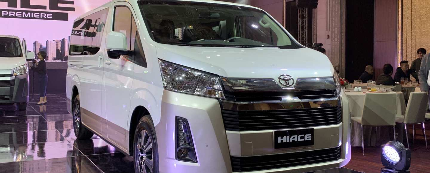 32 All New Toyota Hiace 2020 Japan Ratings