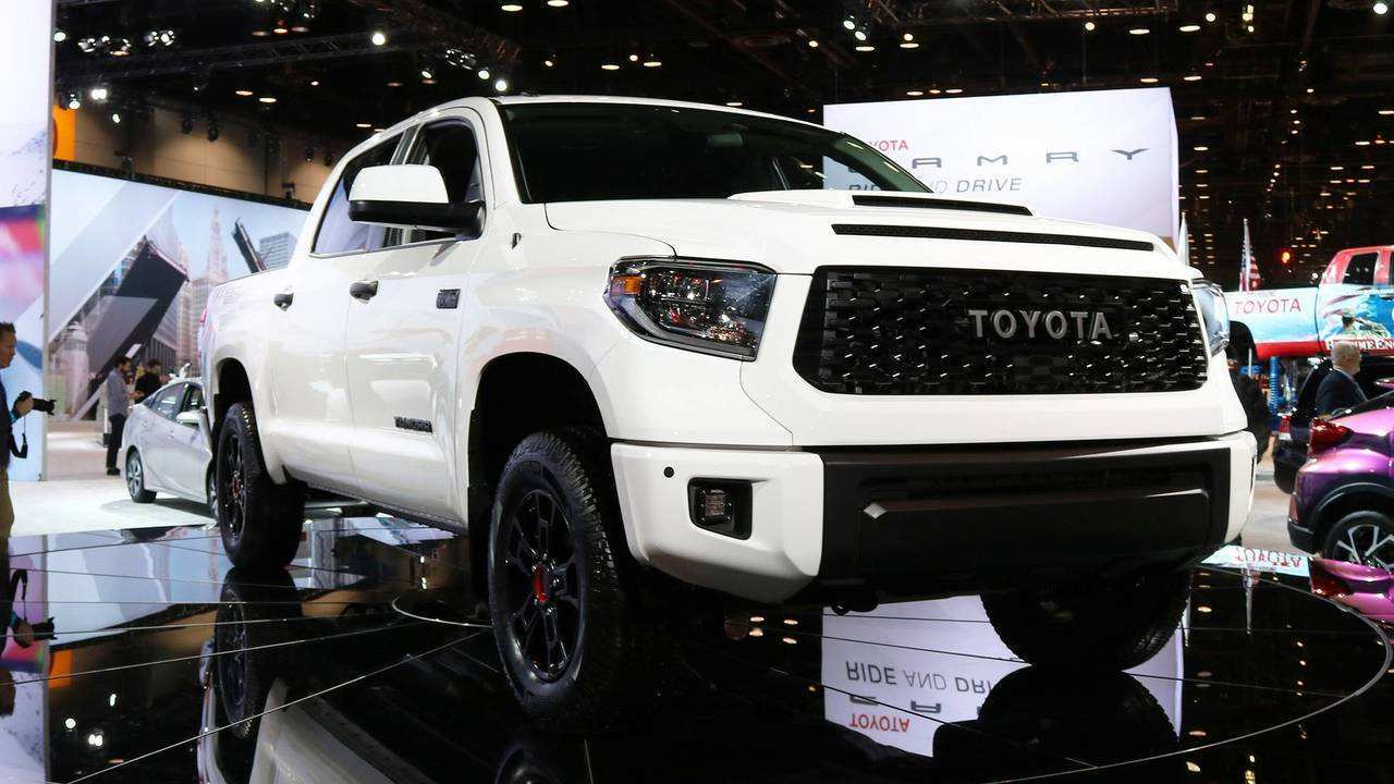 32 New 2019 Toyota Tundra Truck Picture
