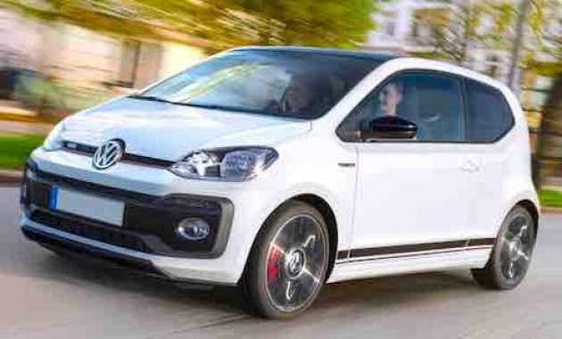 32 New 2019 Vw Up Review