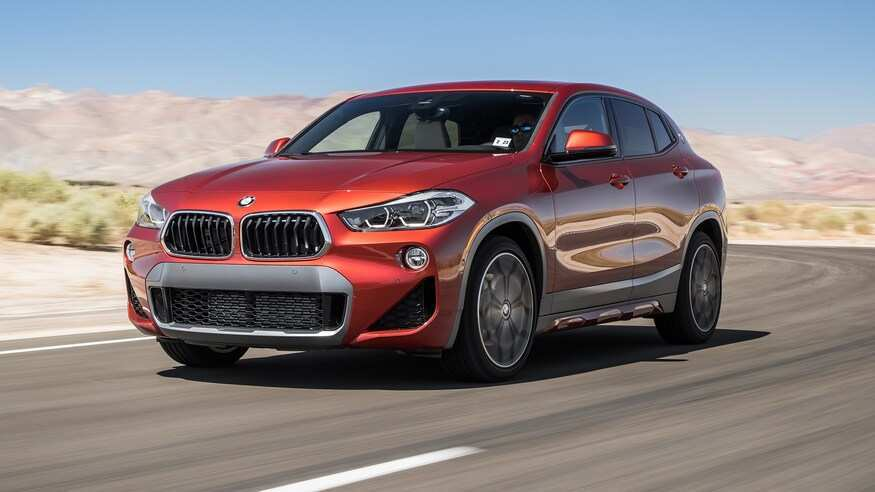 32 The 2019 Bmw X2 New Concept