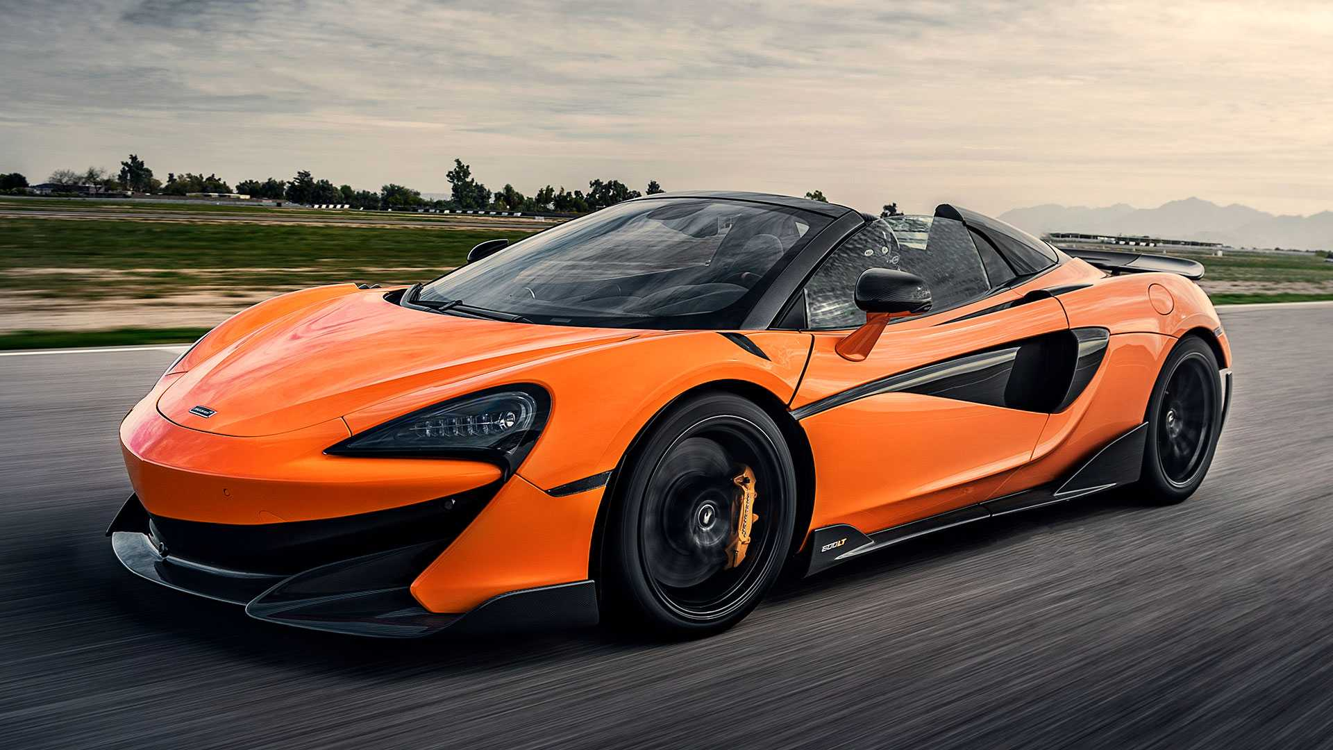 32 The Best 2019 Mclaren Spy Shoot