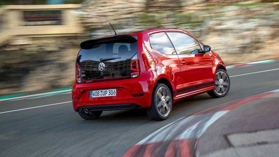 32 The Best 2019 Vw Up Spesification