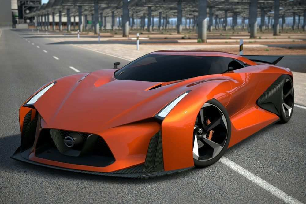 32 The Best Nissan Concept 2020 Pricing
