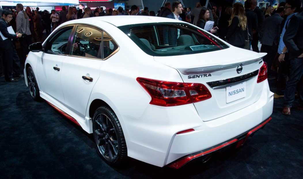 32 The Nissan Sentra Redesign 2020 Photos