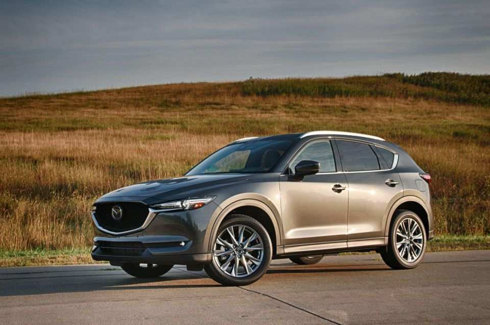 32 The When Will 2020 Mazda Cx 5 Be Released Performance And New Engine