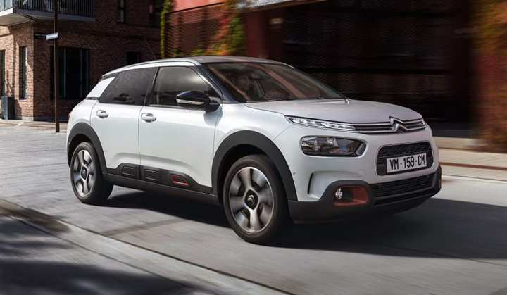 33 A 2019 Citroen Cactus Concept And Review