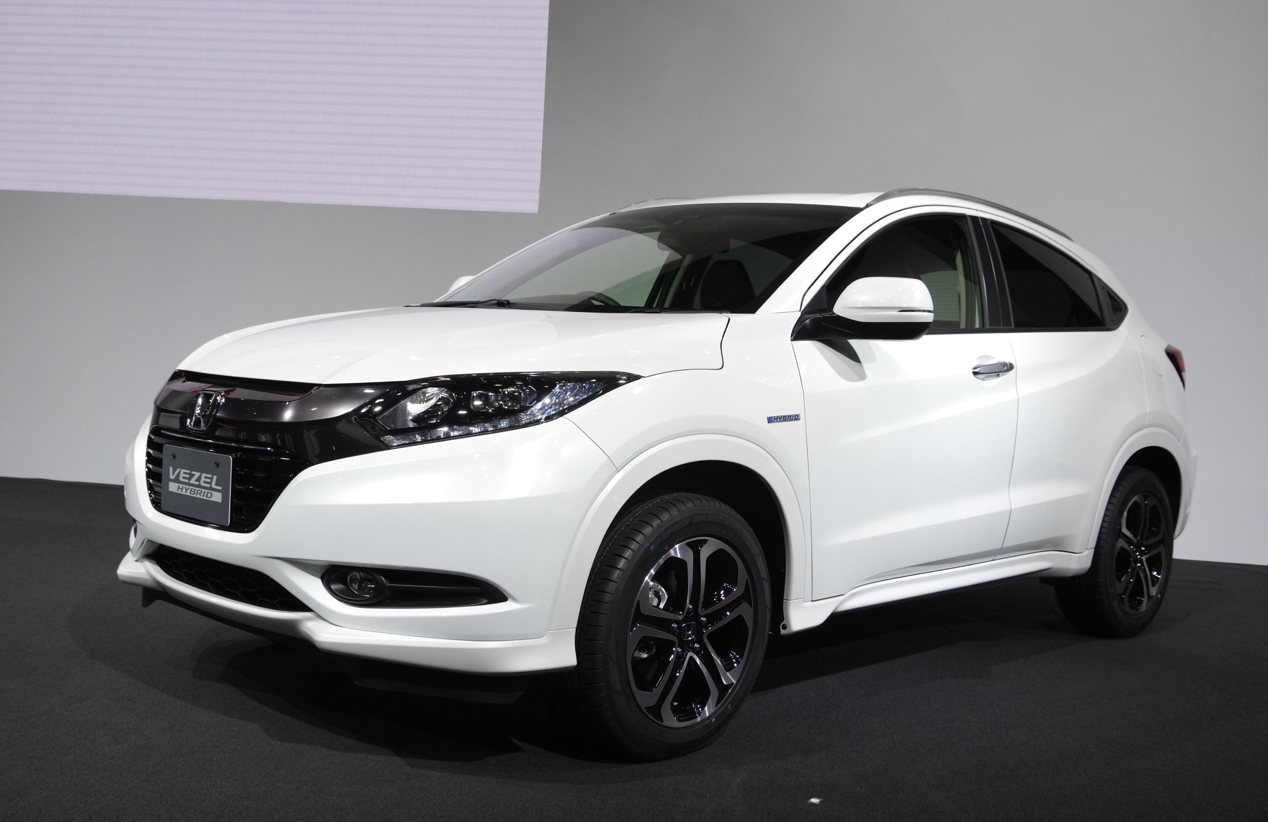 33 A 2019 Honda Vezel Speed Test