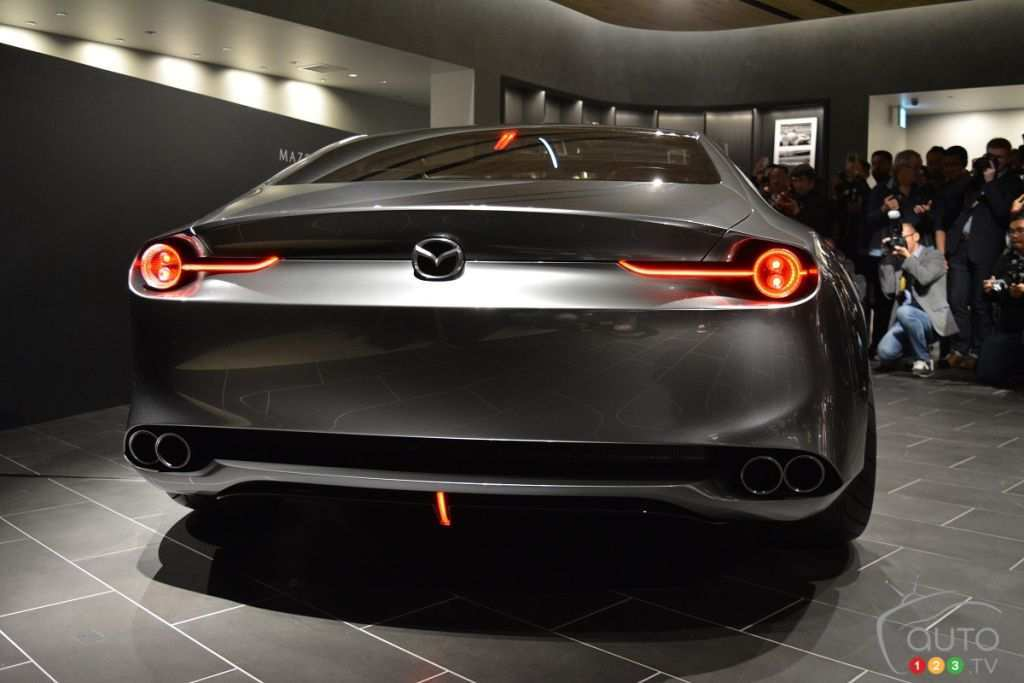 33 A Mazda 6 Vision Coupe 2020 Review And Release Date