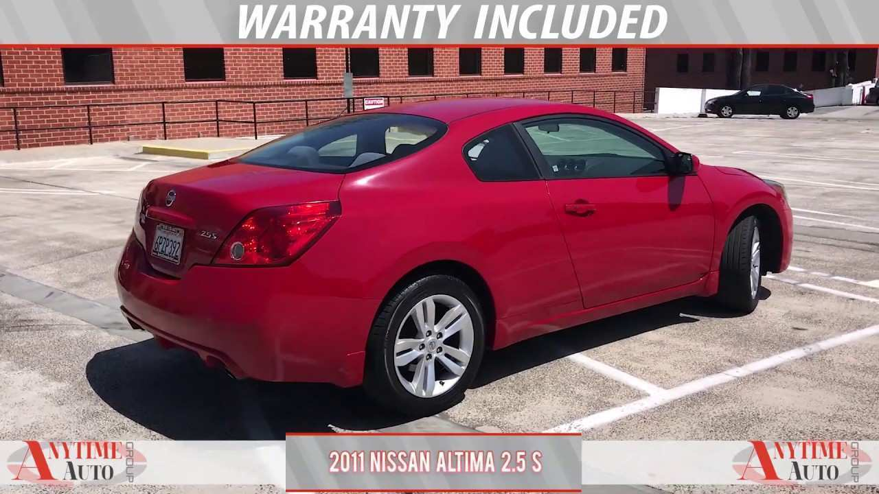 33 A Nissan Altima 2 5 S Pricing