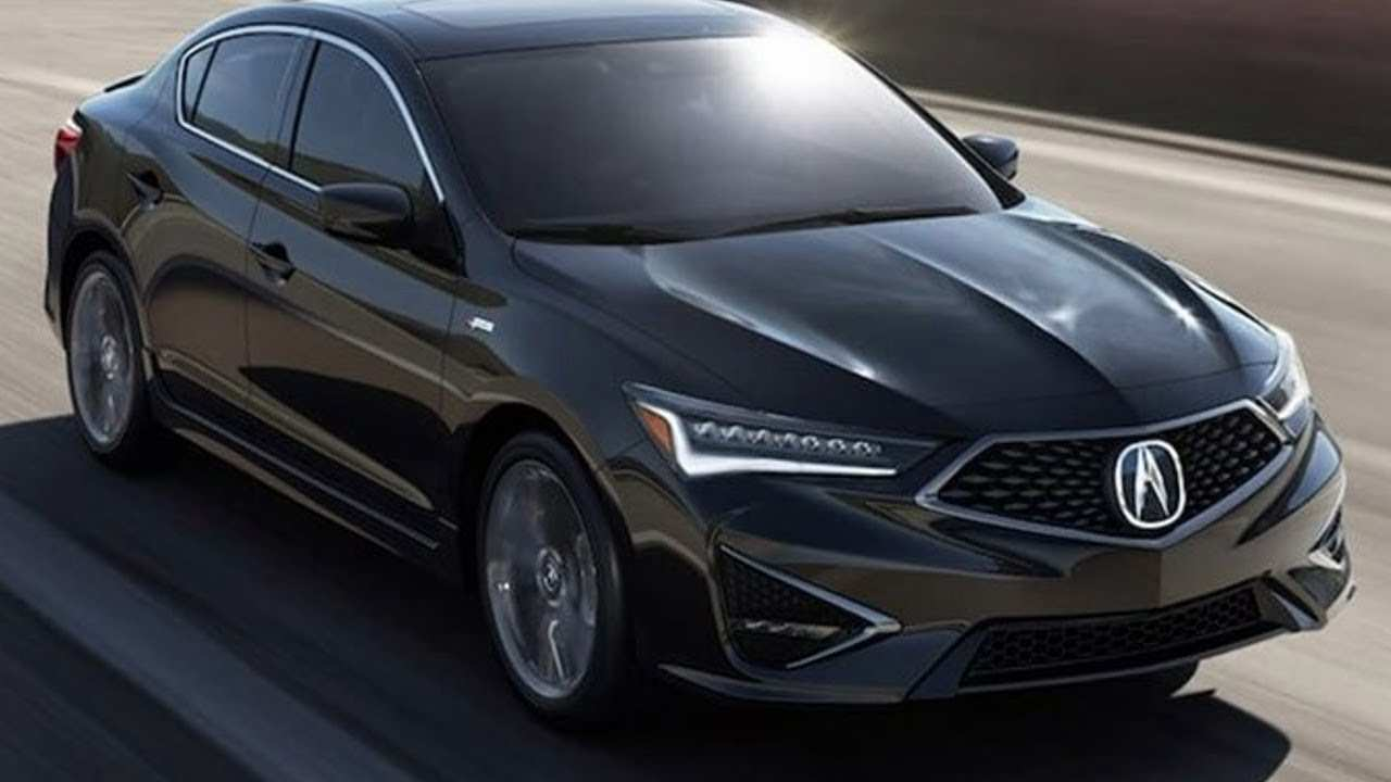 33 All New 2020 Acura Ilx Redesign Reviews