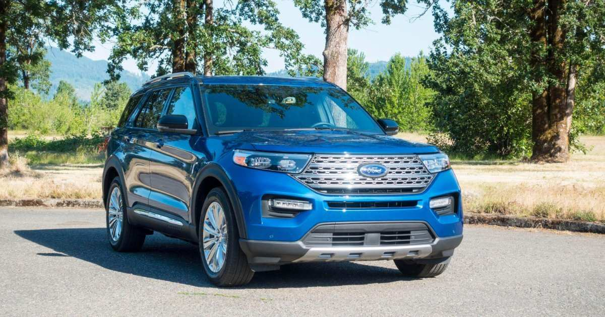 33 All New 2020 Ford Explorer Linkedin Price Design And Review
