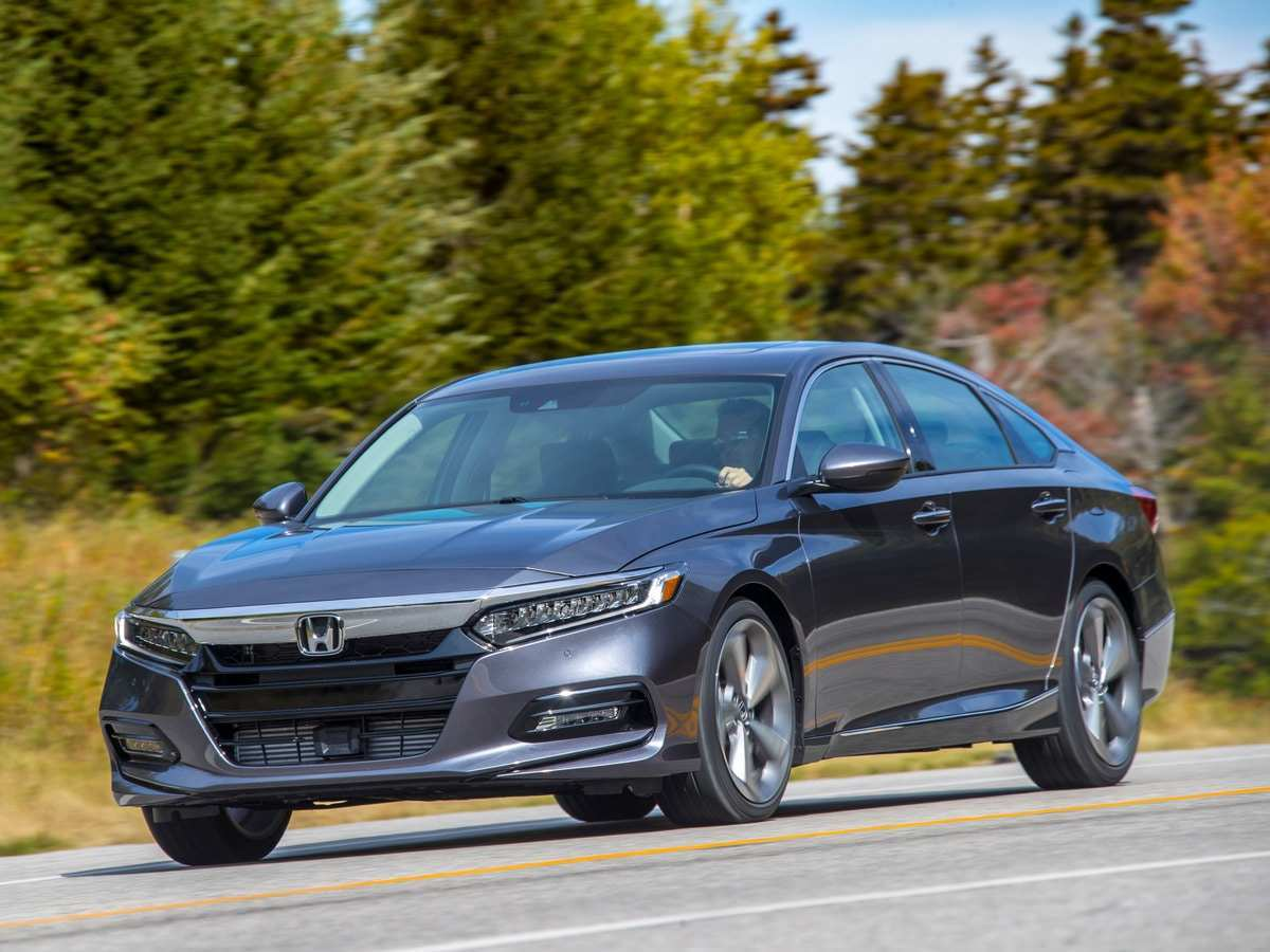 33 All New 2020 Honda Accord Sedan Redesign And Concept
