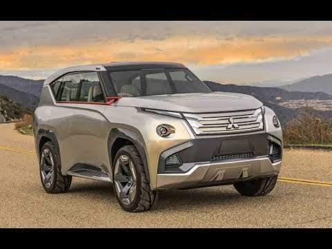 33 All New Mitsubishi Montero Limited 2020 Concept And Review