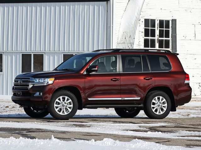 33 All New Toyota Land Cruiser 2020 Price Images