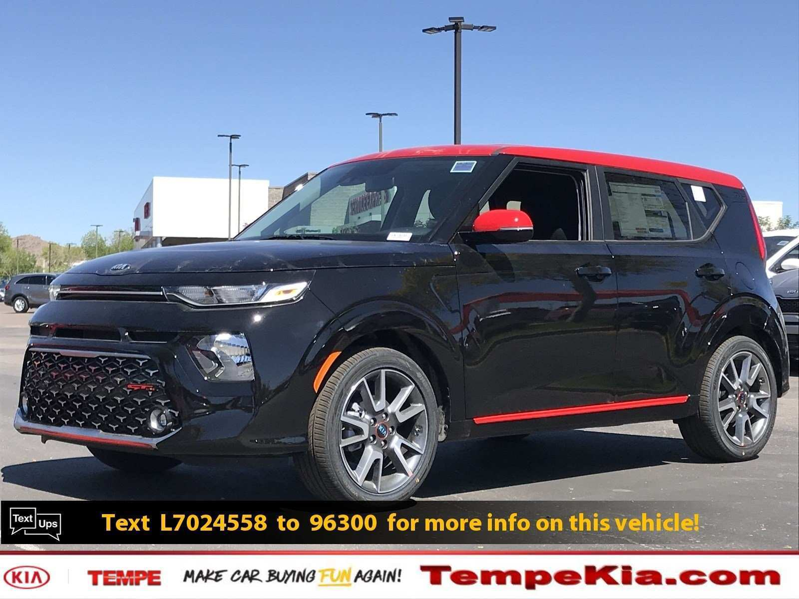 33 Best 2020 Kia Soul Gt Line Redesign And Concept