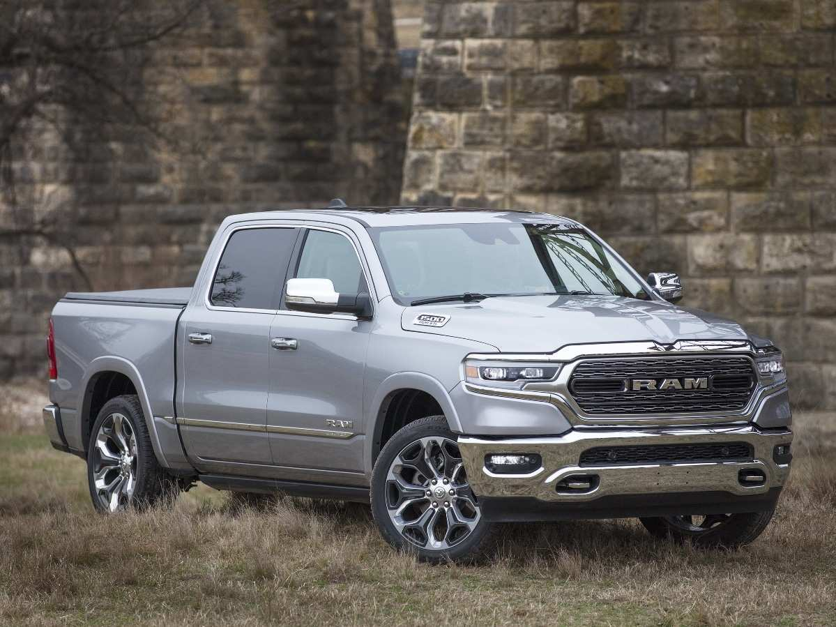 33 New 2019 Dodge Ram 1500 Images Configurations