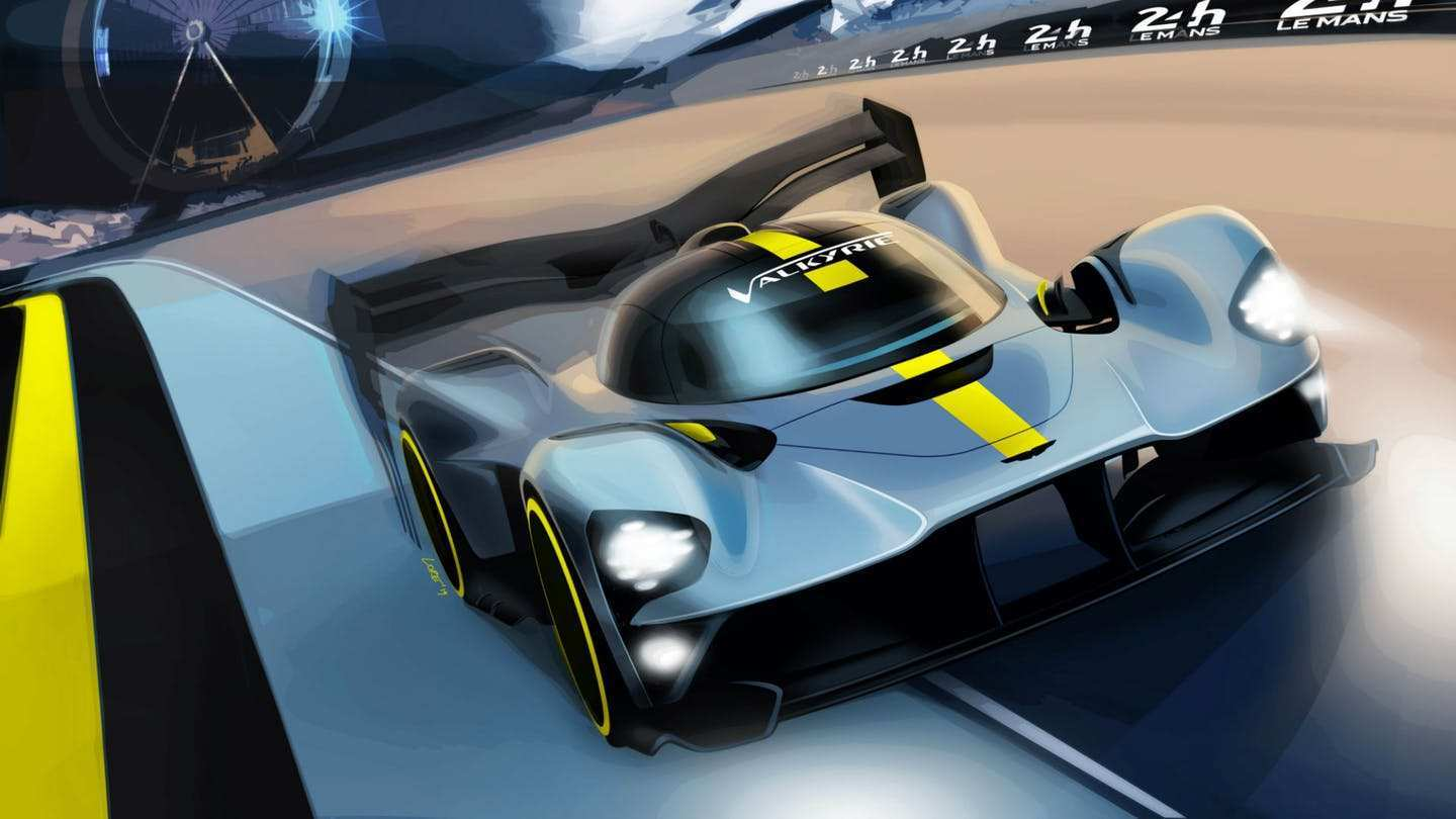 33 New 2020 Aston Martin Valkyrie New Model And Performance