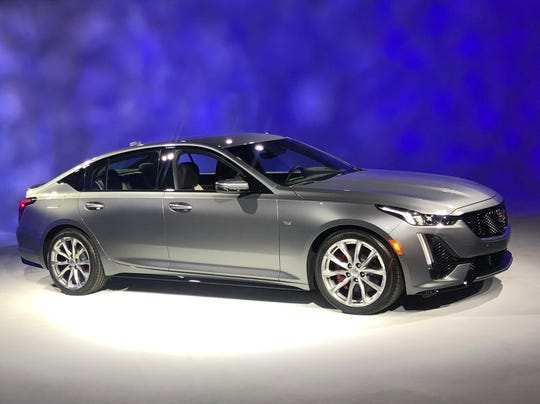 33 New 2020 Cadillac Ct5 Release Date Release