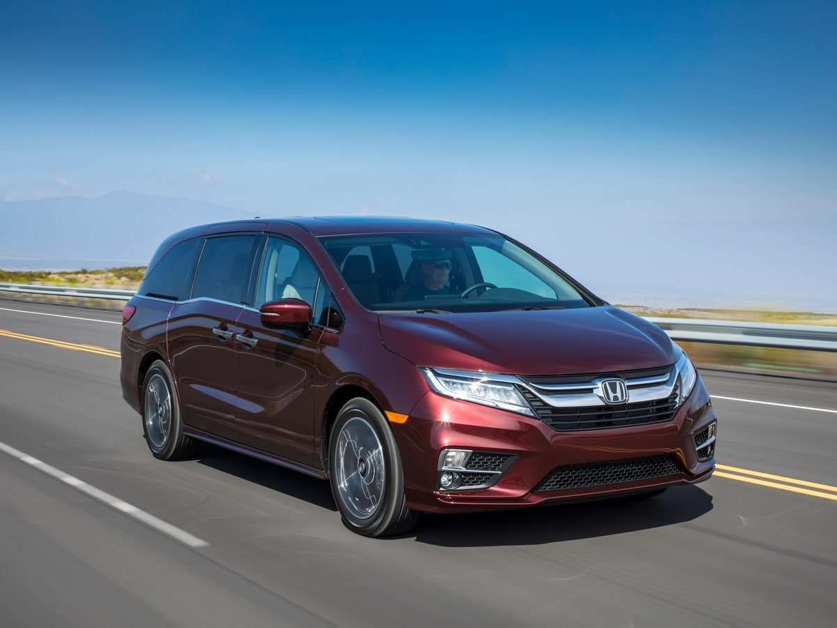 33 New When Will 2020 Honda Odyssey Come Out Exterior