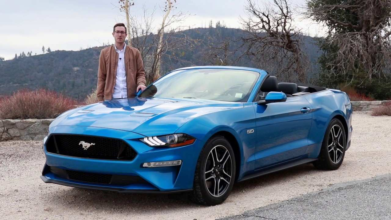 33 The 2019 Ford Convertible Release Date