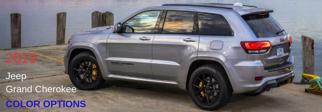 33 The 2019 Jeep Exterior Colors Release