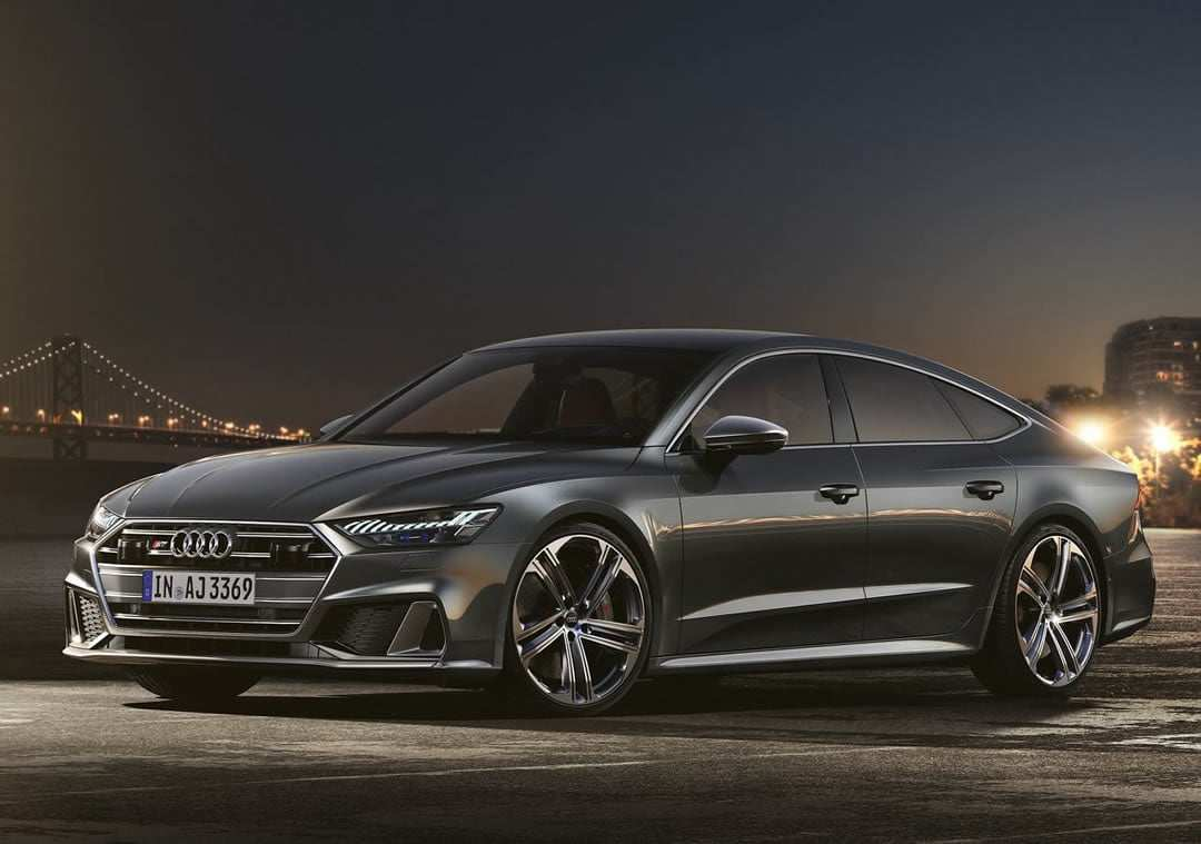 33 The Audi S7 2020 Redesign