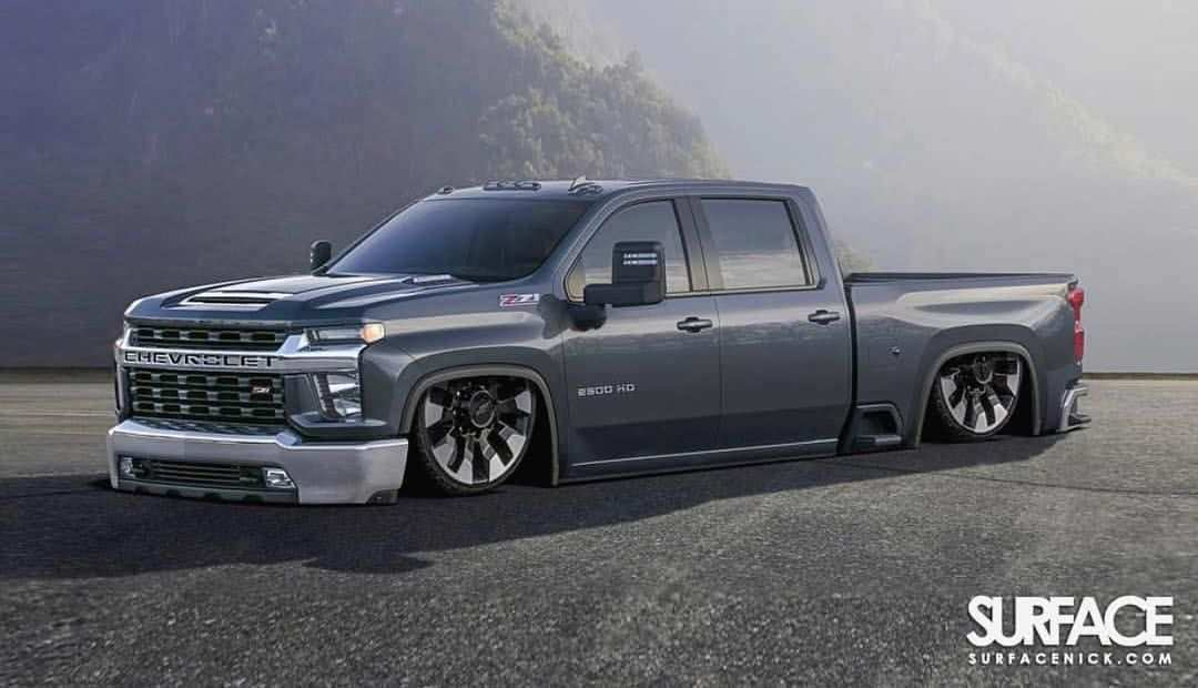 33 The Best Chevrolet Silverado 2020 Photoshop Review