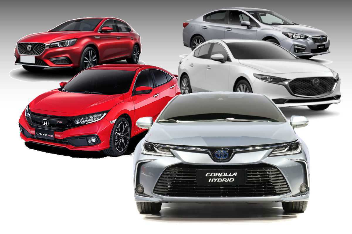 33 The Corolla 2020 Vs Mazda 3 Redesign And Review