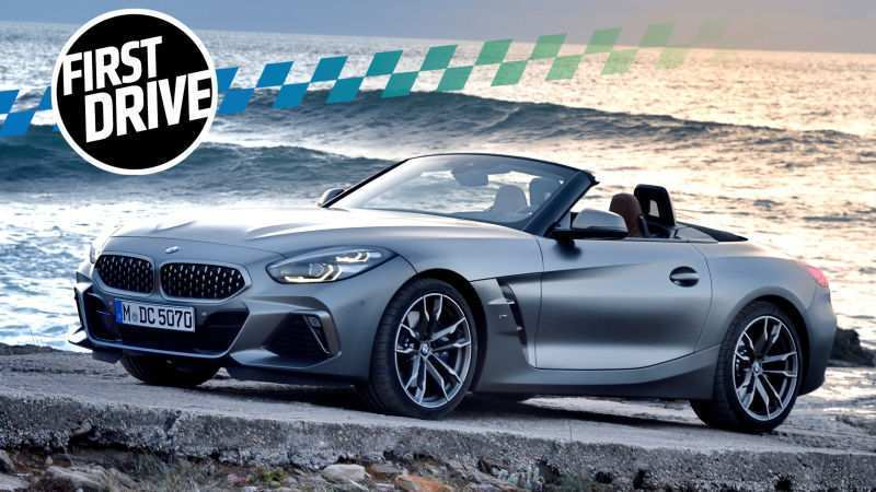 34 A 2019 Bmw Cars Spy Shoot