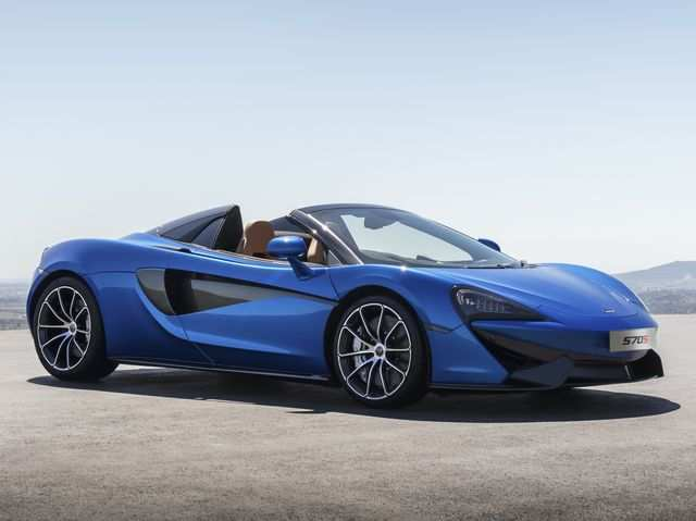 34 All New 2019 Mclaren 570S Spider Wallpaper