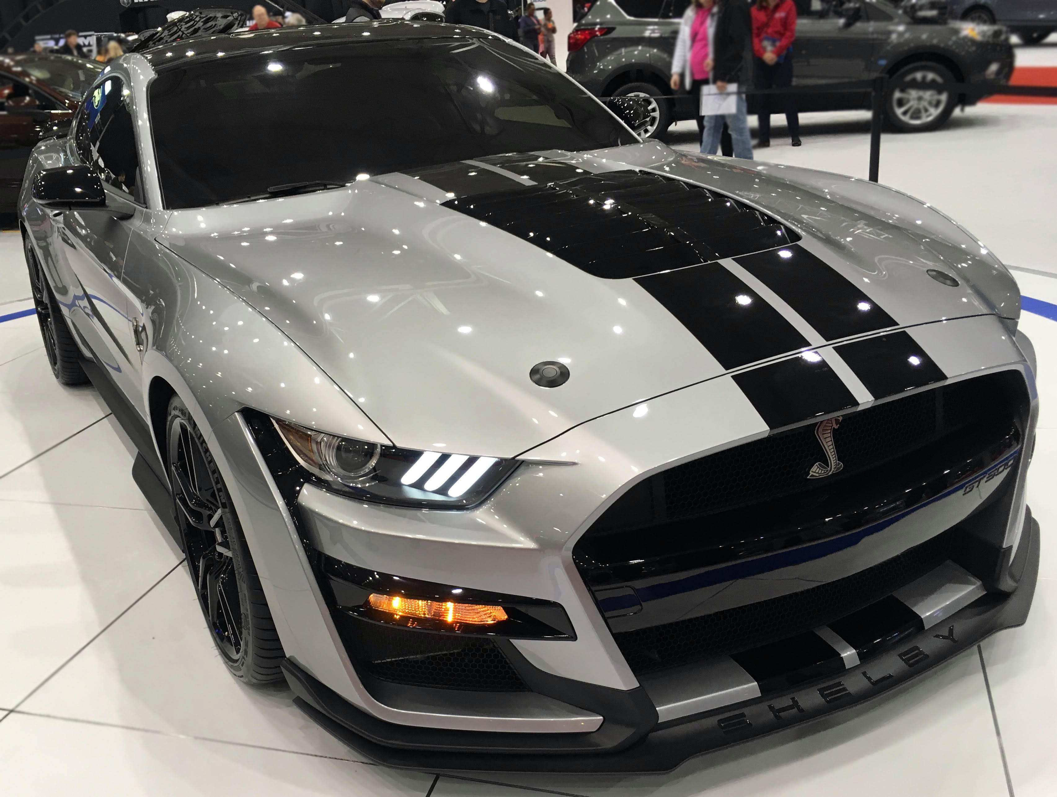 34 All New 2020 Ford Mustang Gt500 History