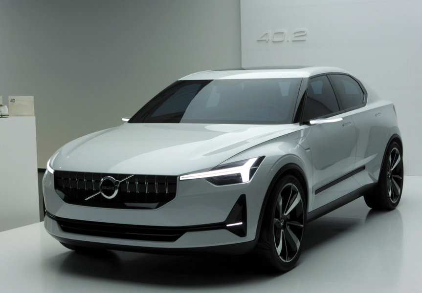 34 Best 2019 Volvo Electric Car Images