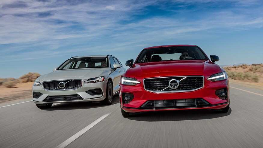 34 New 2019 Volvo S60 Redesign Concept