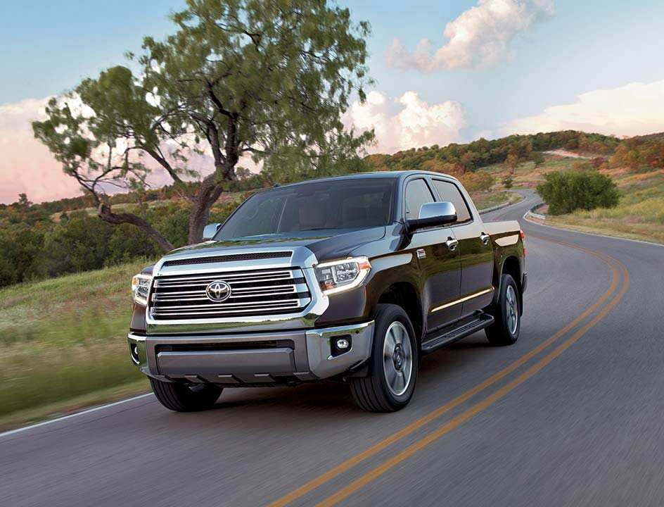 34 The 2019 Toyota Tundra Truck Concept And Review