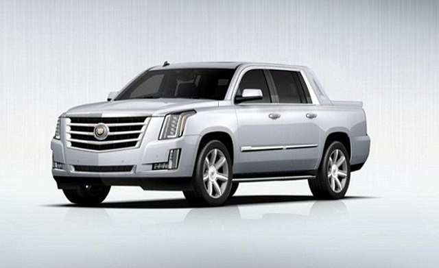 34 The 2020 Cadillac Escalade Ext Review
