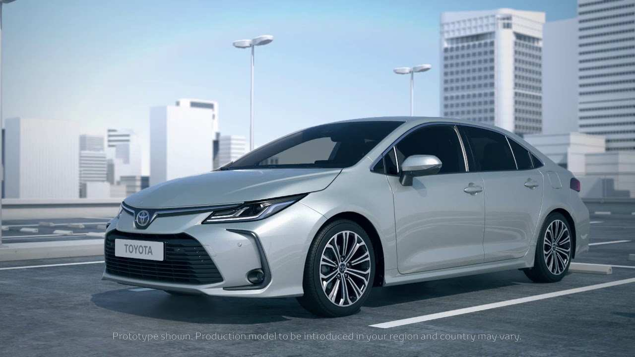 34 The 2020 Toyota Altis First Drive